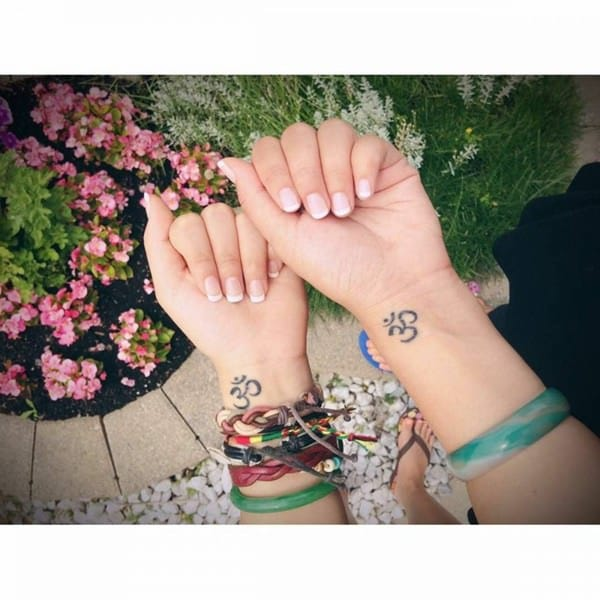 Best Friend Tattoos: 155 Matching Tattoos with Meanings - Wild ...