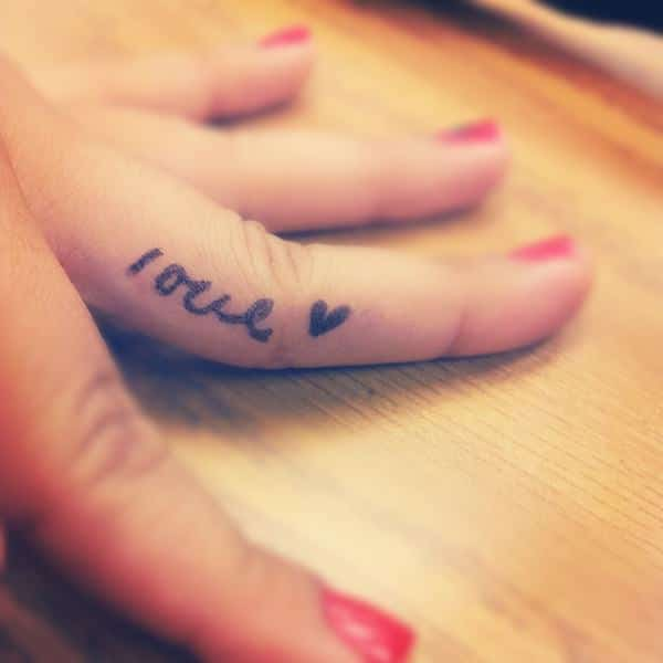 Finger Tattoos 101: Designs, Types, Meanings & Aftercare