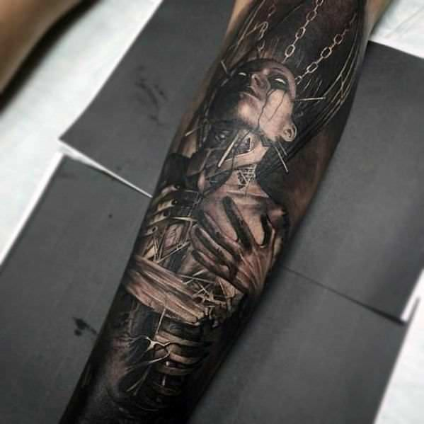 155+ Forearm Tattoos For Men (with Meaning)