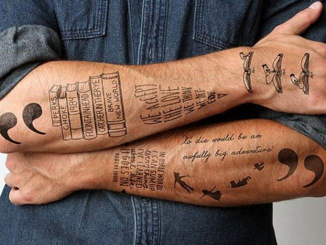 155 forearm tattoos for men with meaning wild tattoo art but prisoners who came from several transports in 1943 had their own numbers tattooed on the inner side of their upper left forearms forearm tattoos gumiabroncs Images