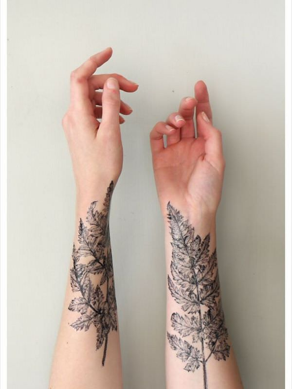 155+ Forearm Tattoos For Men & Women (with Meaning)