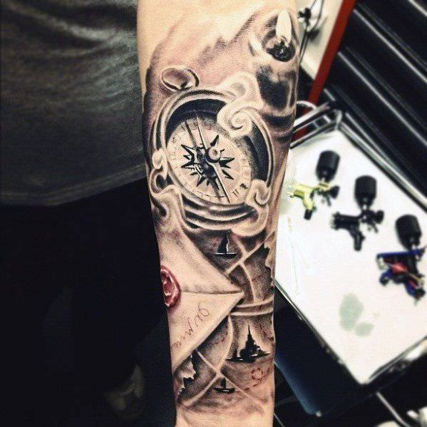 155+ Forearm Tattoos For Men (with Meaning) - Wild Tattoo Art
