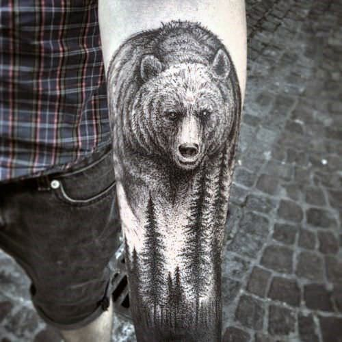 54db5469d 155+ Forearm Tattoos For Men (with Meaning) - Wild Tattoo Art