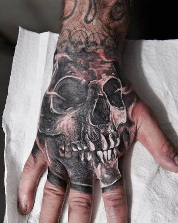 125 Kick Ass Skull Tattoos For Men Women Wild Tattoo Art