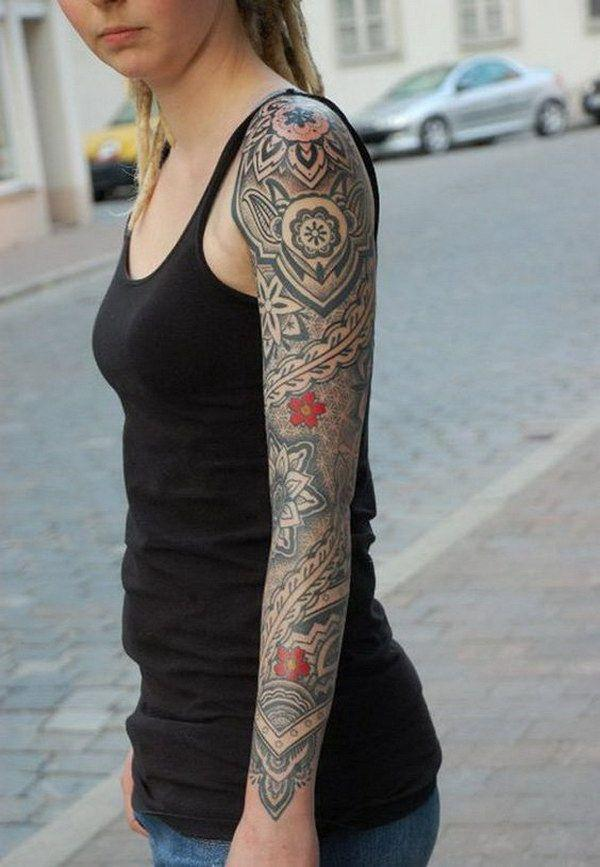 155+ Kick-ass Sleeve Tattoos For Guys & Gals - Wild Tattoo Art Uberhaxornova Tattoo Sleeve
