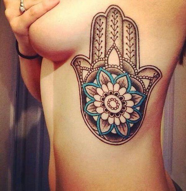 257+ Cute Tattoos for Girls 2019: Lovely Designs with Meaning & Tips 131