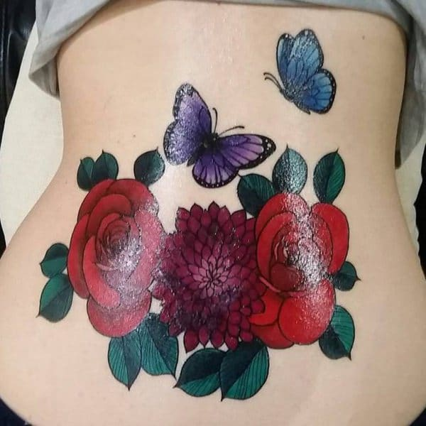 257+ Cute Tattoos for Girls 2019: Lovely Designs with Meaning & Tips 164