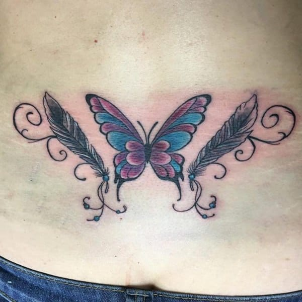 257+ Cute Tattoos for Girls 2019: Lovely Designs with Meaning & Tips 178