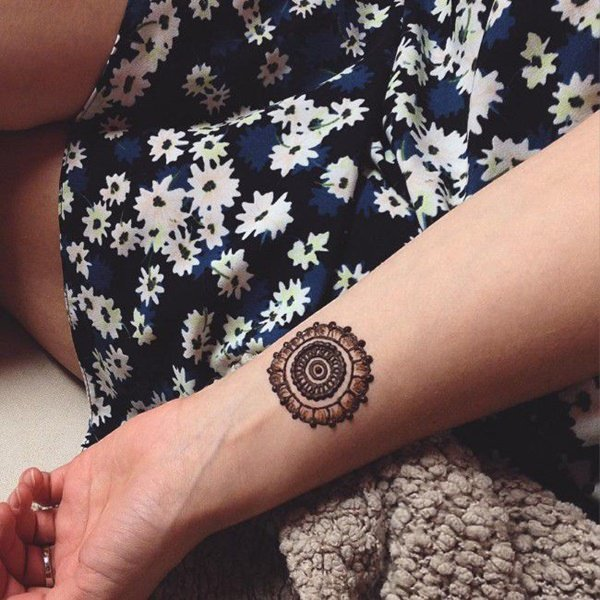 257+ Cute Tattoos for Girls 2019: Lovely Designs with Meaning & Tips 203
