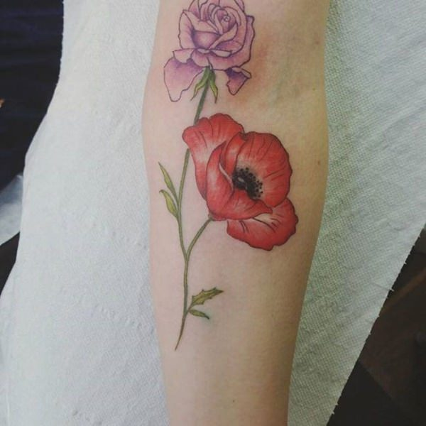257+ Cute Tattoos for Girls 2019: Lovely Designs with Meaning & Tips 208