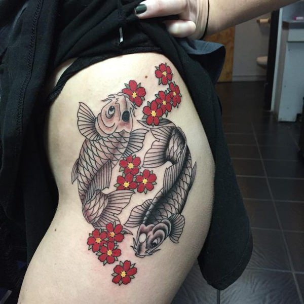 257+ Cute Tattoos for Girls 2019: Lovely Designs with Meaning & Tips 36