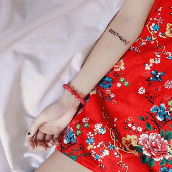 257+ Cute Tattoos for Girls 2019: Lovely Designs with Meaning & Tips 247