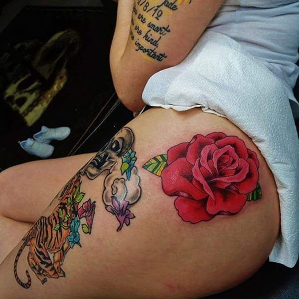 257+ Cute Tattoos for Girls 2019: Lovely Designs with Meaning & Tips 6