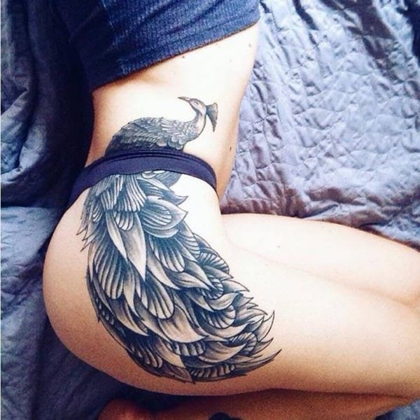 257+ Cute Tattoos for Girls 2019: Lovely Designs with Meaning & Tips 42