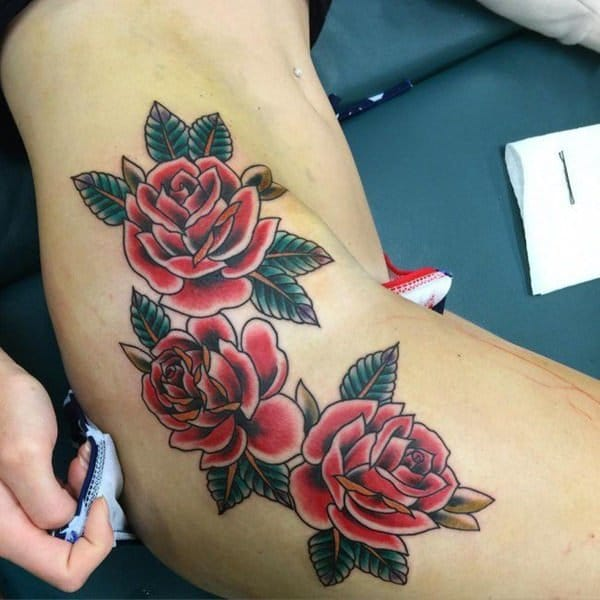 257+ Cute Tattoos for Girls 2019: Lovely Designs with Meaning & Tips 54