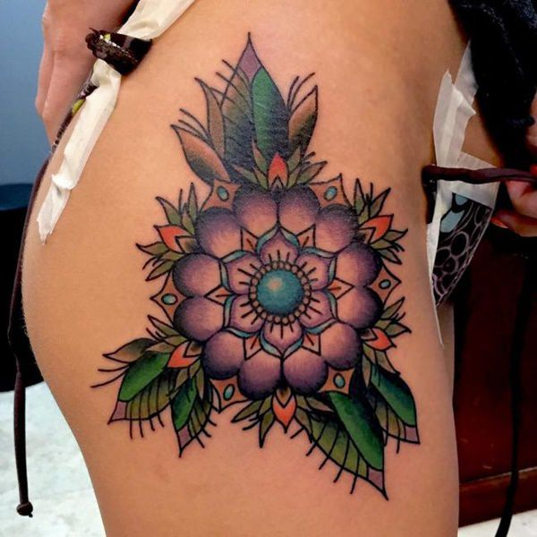 255+ Cute Tattoos For Girls 2019: Lovely Designs With