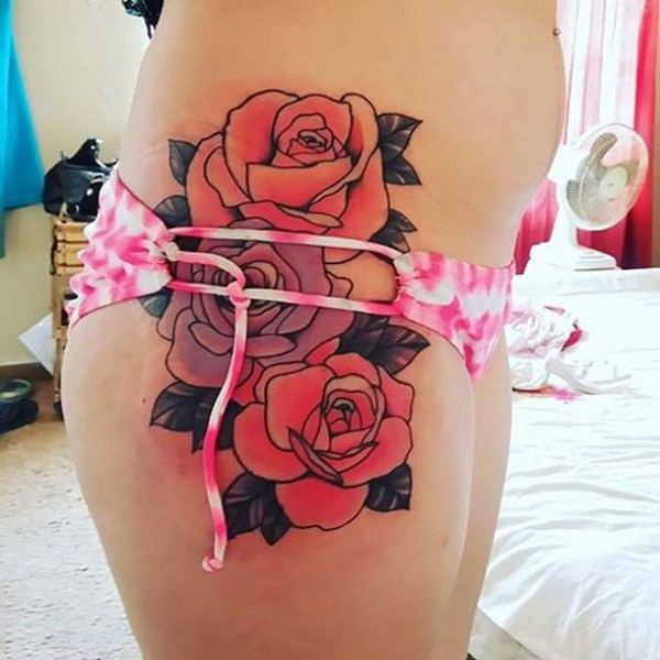 257+ Cute Tattoos for Girls 2019: Lovely Designs with Meaning & Tips 67
