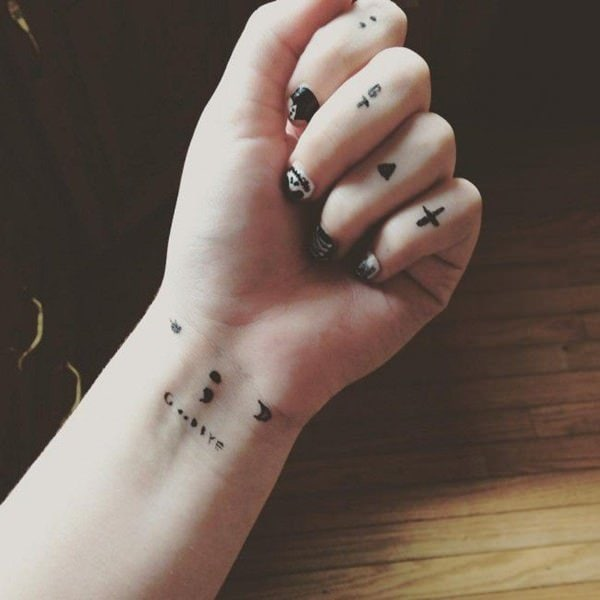 Tattoo Designs For Girls On Hand: 255+ Cute Tattoos For Girls 2019: Lovely Designs With