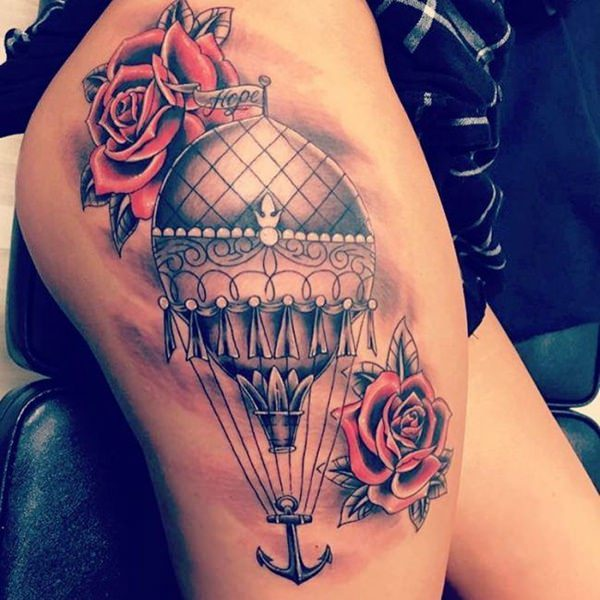 257+ Cute Tattoos for Girls 2019: Lovely Designs with Meaning & Tips 107
