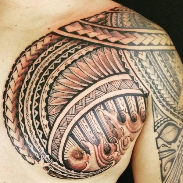 Tribal Warrior Tattoo Meanings: 125 Tribal Tattoos For Men: With Meanings & Tips
