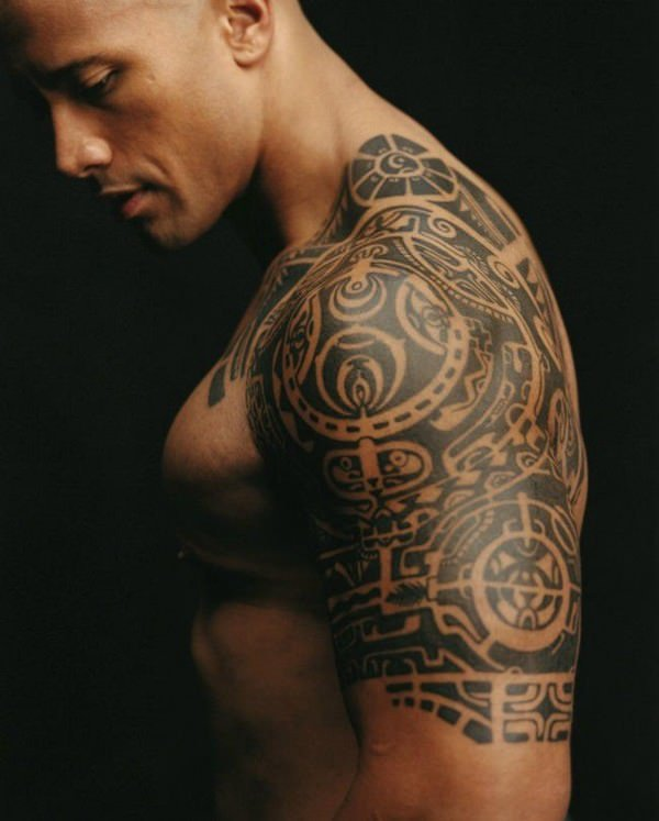 125 Tribal Tattoos For Men: With Meanings & Tips 36