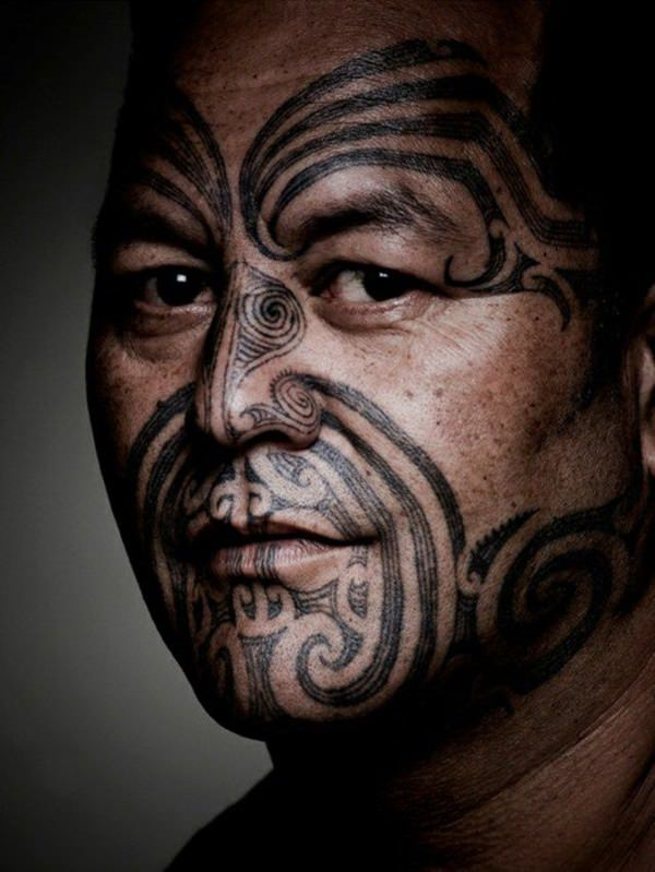 125 Tribal Tattoos For Men: With Meanings & Tips 42