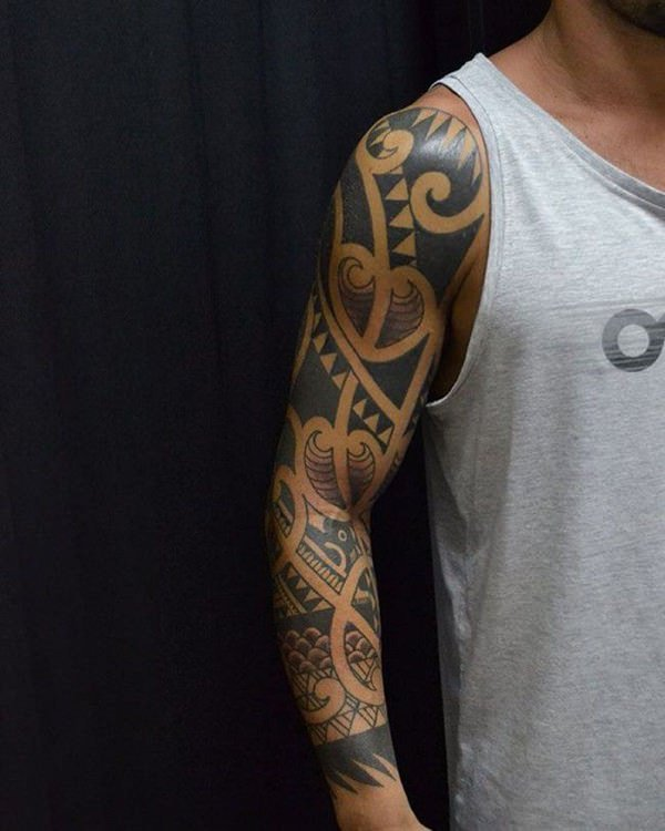 125 Tribal Tattoos For Men: With Meanings & Tips - Wild