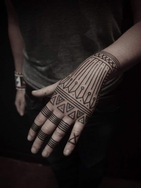 458c62b5e There are even some modern tribal tattoos that are more or less void of  deeper meaning for both the owner and designer: they are simply there for  ...