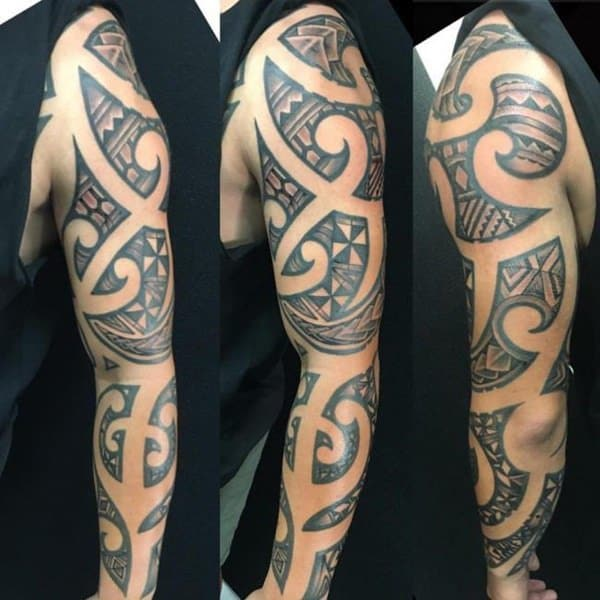 125 Tribal Tattoos For Men With Meanings Tips Wild Tattoo Art