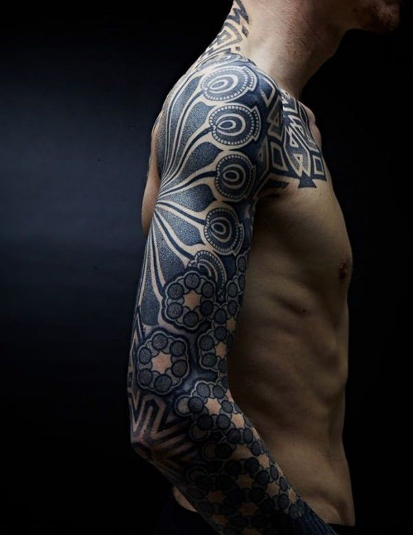 125 Tribal Tattoos For Men: With Meanings & Tips 61