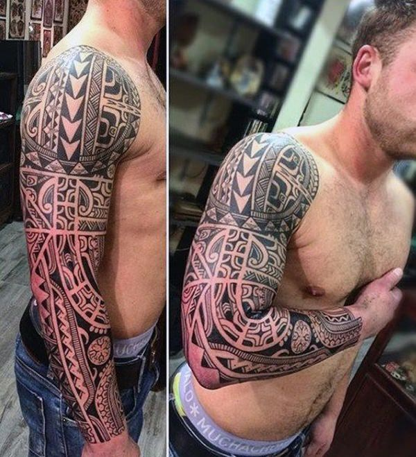 125 Tribal Tattoos For Men: With Meanings & Tips