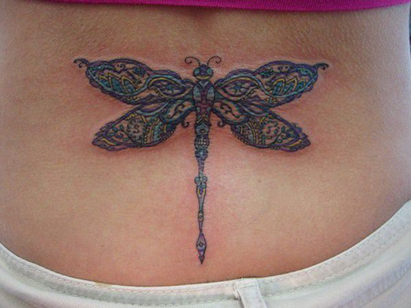 Ultimate Collection Of Dragonfly Tattoos 155 Designs Wild Tattoo Art
