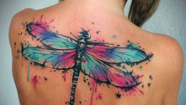 Dragonfly-Tattoos-