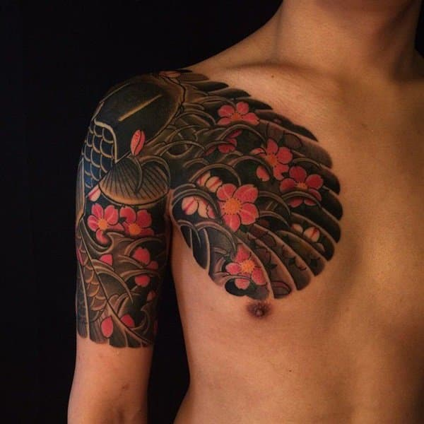 Tattoo Designs Japanese: 125 Impressive Japanese Tattoos With History & Meaning