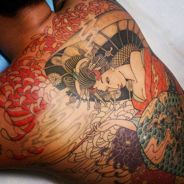 125 Impressive Japanese Tattoos With History & Meaning