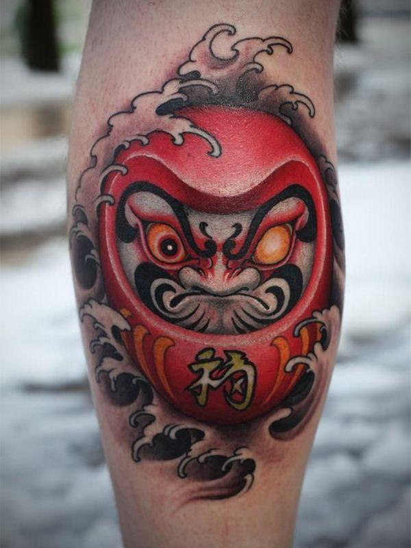 125 impressive japanese tattoos with history meaning for Small japanese tattoos