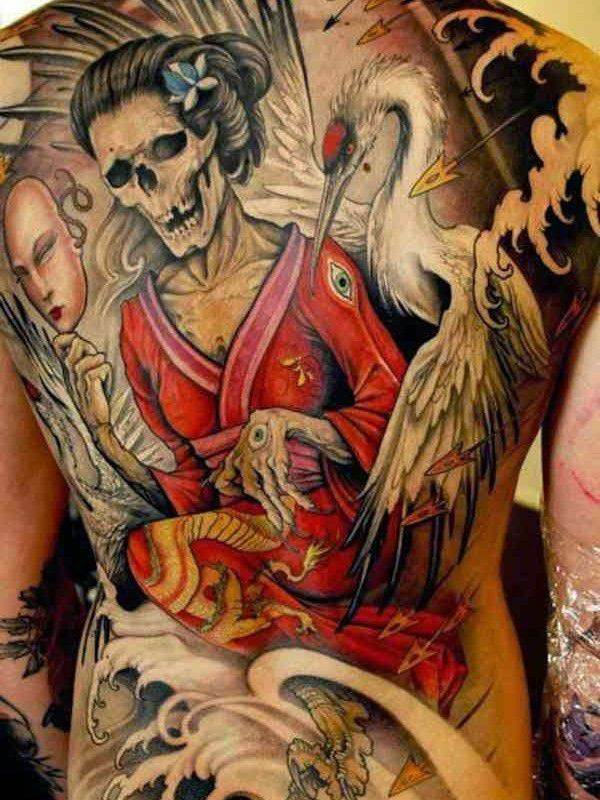 125 impressive japanese tattoos with history meaning for Japanese tattoo art