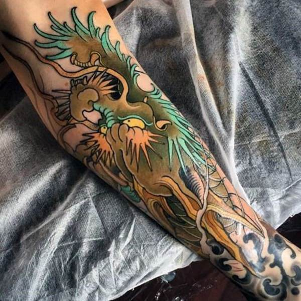 Japanese Tattoo Wallpaper: 125 Impressive Japanese Tattoos With History & Meaning