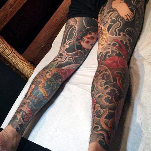 125 Impressive Japanese Tattoos With History Meaning Wild Tattoo Art