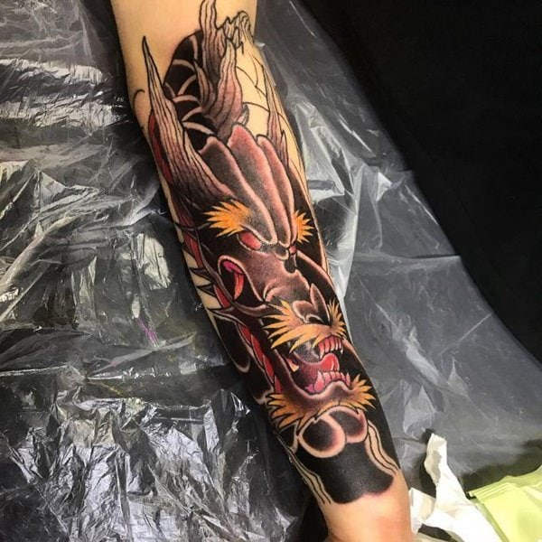 Popular Japanese Tattoos