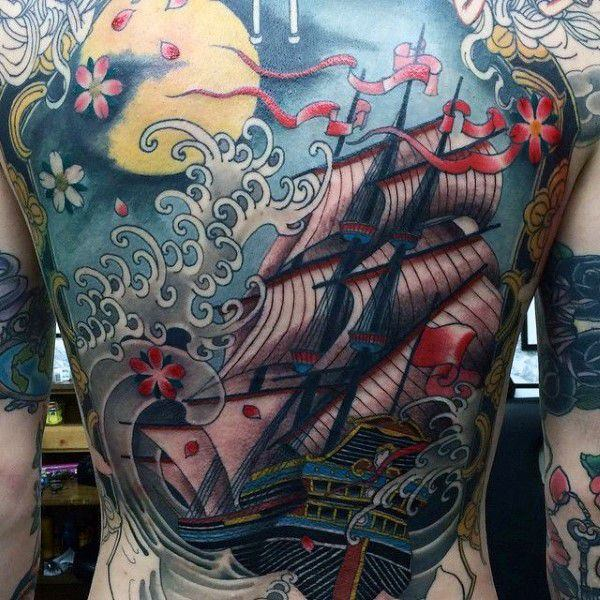 Impressive Japanese Tattoos With History Meaning Wild Tattoo Art - Design your own tattoo game