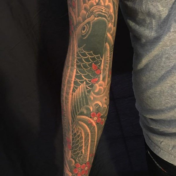 Japanese Tattoo Wallpapers: 125 Impressive Japanese Tattoos With History & Meaning