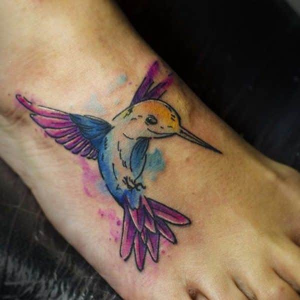 125 best hummingbird tattoo ideas for 2017 wild tattoo art as the title suggests two hummingbirds in flight are in opposites creating a wonderfully intriguing image this design is suited for chests hips urmus Gallery