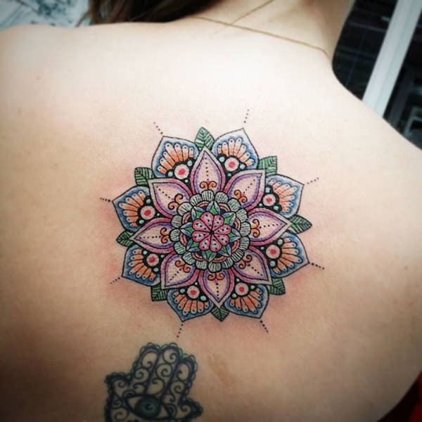 35 Spiritual Mandala Tattoo Designs: 125 Mandala Tattoo Designs With Meanings