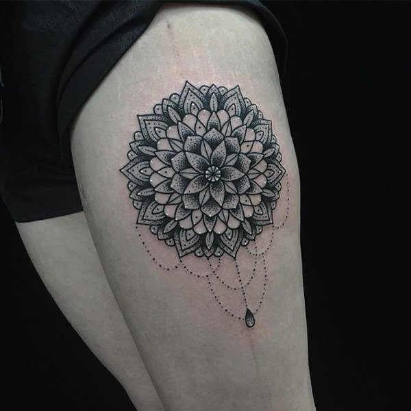 Image result for Mandala tattoos