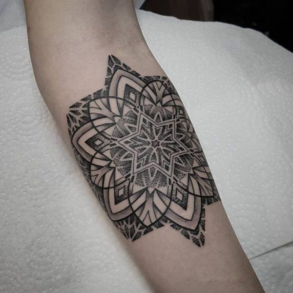 Meaning Of A Mandala Tattoo