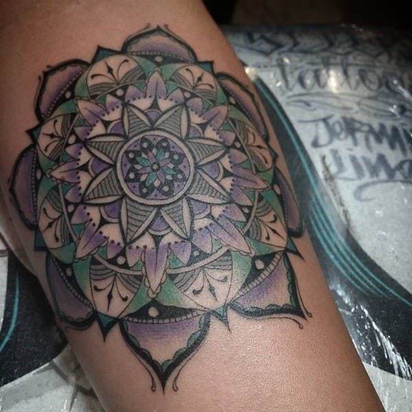 Awesome Mandala Tattoos