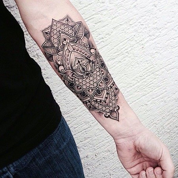 mandala-tattoos