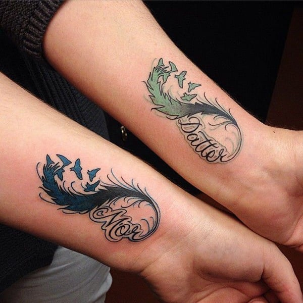 It S Time For Her To Have The Best Moments Of Life With You Make More Memories Your Mom And Get This Lucky Tattoo As A Remembrance