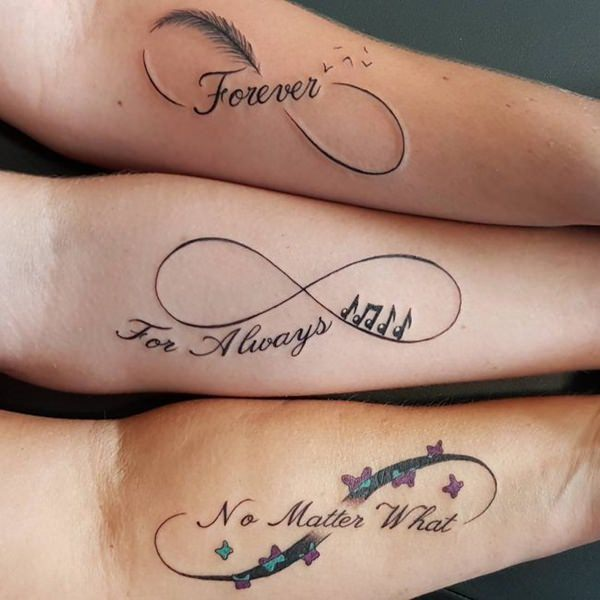 125 Popular Mother Daughter Tattoo Design Ideas Wild Tattoo Art